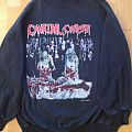 Cannibal Corpse - TShirt or Longsleeve - Cannibal Corpse - Butchered at birth, tour sweater
