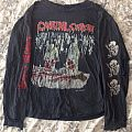 Cannibal Corpse - Butchered at birth LS TShirt or Longsleeve