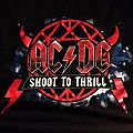 AC/DC Shoot to Thrill t-shirt