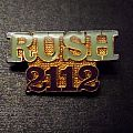 Other Collectable - Rush 2112 pin