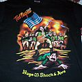 Ted Nugent - TShirt or Longsleeve - Ted Nugent '03 Shock & Awe tour shirt
