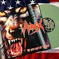 "Hirax - Other Collectable - Hirax ""New Age of Terror"" vinyl, press kit and flyer"
