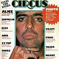 Other Collectable - Circus Magazine 1976 Alice Cooper cover