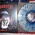 Other Collectable - Megadeth - Killing Is My Business blue splatter vinyl