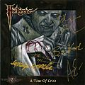 Heretic - Tape / Vinyl / CD / Recording etc - Autographed HERETIC A Time of Crisis CD