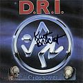 Other Collectable - D.R.I. autographed CD & ticket