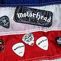 Other Collectable - Motorhead guitar picks & stash box
