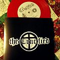 The Crucified - Tape / Vinyl / CD / Recording etc - The Crucified - Nailed red vinyl