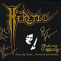 Heretic - Other Collectable - Heretic box set (autographed)