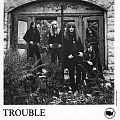 Trouble - Other Collectable - Trouble 8x10 promo photo