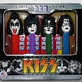 Kiss - Other Collectable - KISS-2012 Limited Edition Pez Candy Dispensers in Tin Box