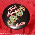 """Ted Nugent - Other Collectable - Ted Nugent """"Penatrator"""" tour button"""
