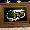 Aerosmith Carnival prize mirror from around 1970-80 Other Collectable