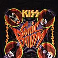 Kiss Sonic Boom shirt (XL)