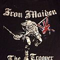 Iron Maiden The Trooper bootleg shirt