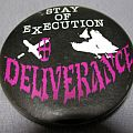 """Other Collectable - Deliverance """"Stay of Execution"""" button"""