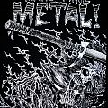 Metal - TShirt or Longsleeve - Make Mine Metal t-shirt