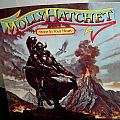 """Other Collectable - Molly Hatchet promo 7"""" vinyl"""