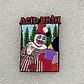 Acid Bath - Pin / Badge - Acid Bath - When The Kite String Pops official 2'' enamel pin