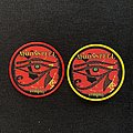 Moonspell - Patch - Moonspell - Irreligious official woven patch