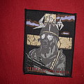 Sodom Persecution Mania Patch Vintage Original