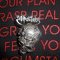 "Sepultura ""Beneath the Remains"" Pin Other Collectable"