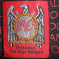 "Slayer ""Seasons in the Abyss"" Vintage Patch"
