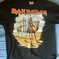 Orginal Iron Maiden No Matter of Life and Death Tourshirt Dubai