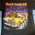 Orginal Iron Maiden Final Frontier Tourshirt New York!