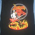Venom Cronos In Fire Shirt