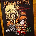 Megadeth - Peace Sells But Who's Buying back patch