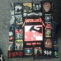 thrashing vest Battle Jacket