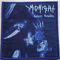 Midnight - Satanic Royalty (bootleg patch)