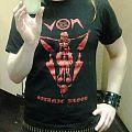 Von - Satanic Blood shirt