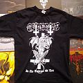 Grotesque - In the Embrace of Evil shirt