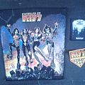 Kiss - Destroyer Back patch
