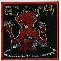 Sabbat - Born by Evil Blood small patch