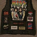 Glam Rock / Metal Battle Jacket
