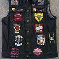 Mötley Crüe Battle Jacket