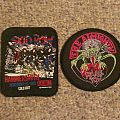 Mötley Crüe - Patch - New Patches i just received