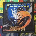 Forbidden- Forbidden evil Patch
