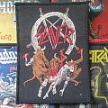 Slayer- Hell Awaits  Patch