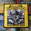Toxic Holocaust- Evil Never Dies Patch