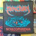 Sepultura- Schitzophrenia  Patch