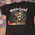 """Motörhead - """"Orgasmatron"""" Orig shirt"""