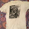 "Deceased - ""DM from the grave"" orig shirt"