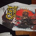 Ozzy Osbourne 1987 The Ultimate Sin shirt