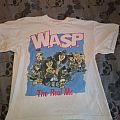 W.A.S.P. - The Real Me tour shirt