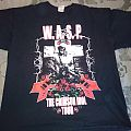 W.A.S.P. - The Crimson Idol 15 year anniversary shirt