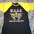 W.A.S.P. - The Last Command bootleg TShirt or Longsleeve